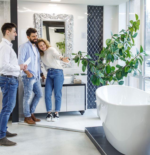 Planung Badezimmer Inspirationen