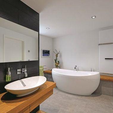 Wellness im Badezimmer durch passendes Design