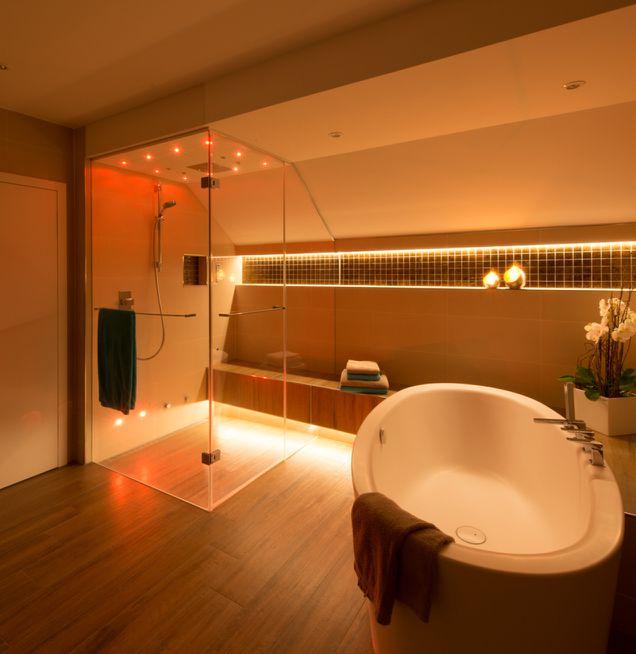 Smart-Home Badezimmer von Die Badgestalter