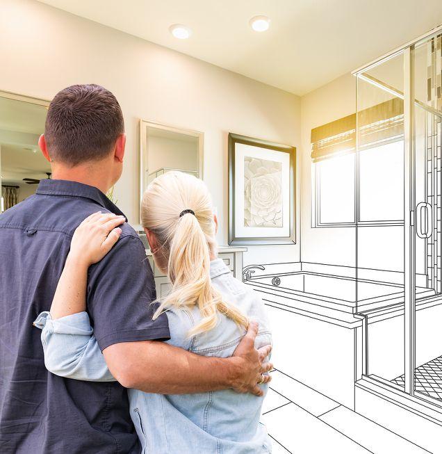 Planung Vorschläge für das neue Badezimmer von Die Badgestalter