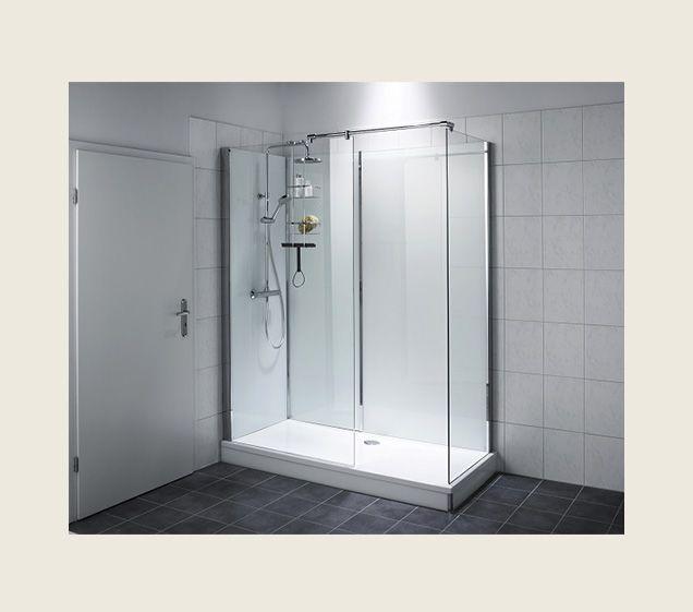 Dusche statt Wanne