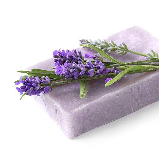 Lavendelseife Accessoires